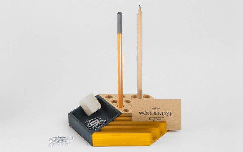 WOODENDOT Organizador de escritorio Material de oficina Papelería - Accesorios de oficina  |