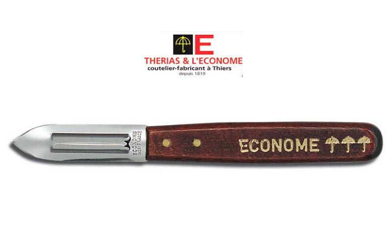 THERIAS & L'ECONOME Pelador Artículos para cortar y pelar Cocina Accesorios  |
