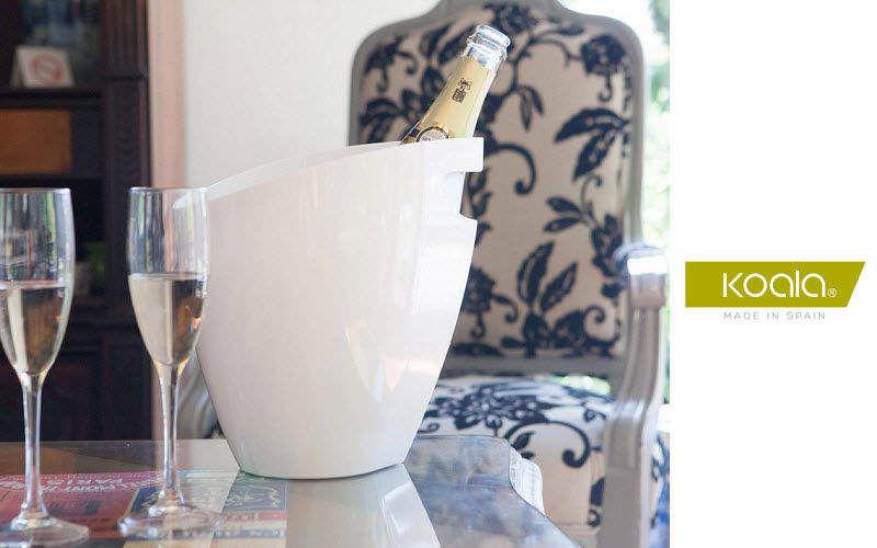 KOALA INTERNATIONAL Cubo de champagne Enfriadores de bebidas Mesa Accesorios  |