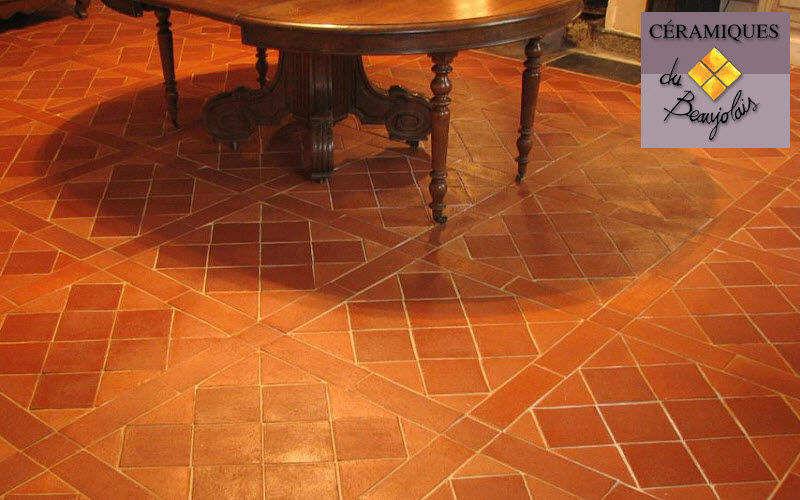 Ceramiques du Beaujolais Baldosas de terracota para suelo Baldosas para suelo Suelos  |