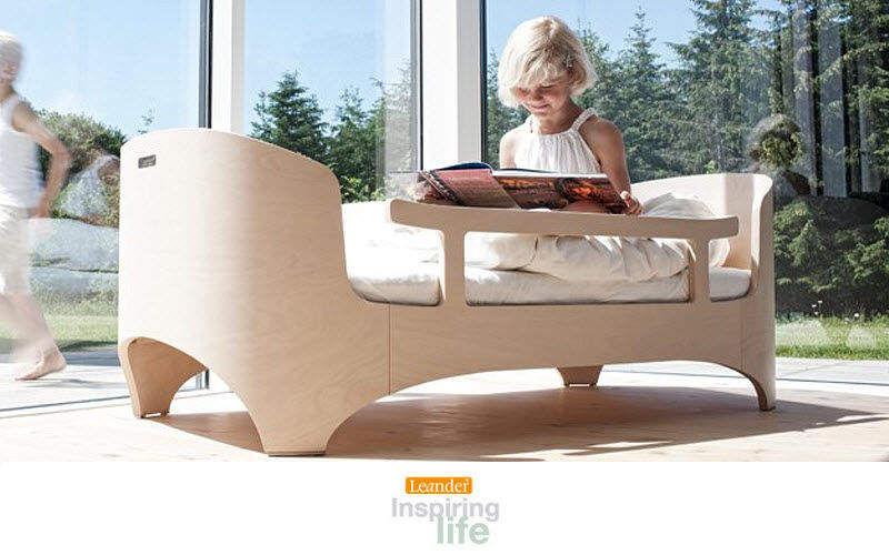 LEANDER Cama para niño Dormitorio infantil El mundo del niño  |