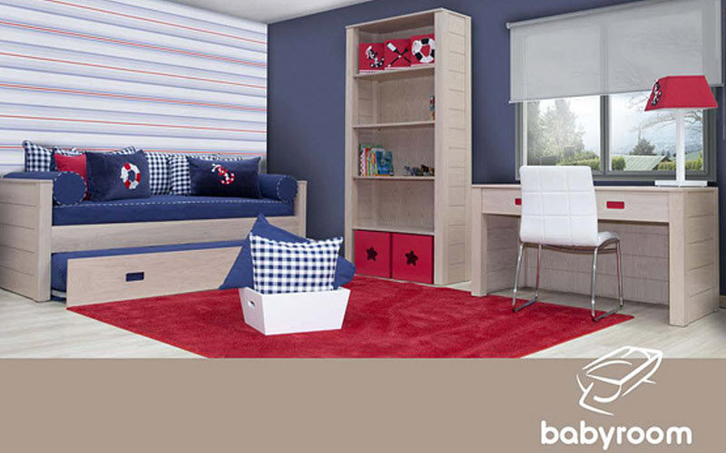 Habitaci n juvenil 11 14 a os dormitorio infantil - Habitacion juvenil nino ...