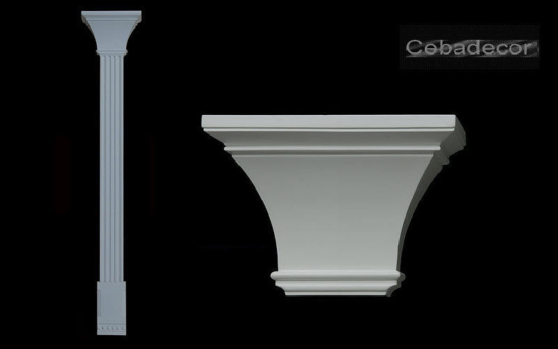 Cebadecor Pilastra Piezas y/o elementos arquitectónicos Ornamentos  |