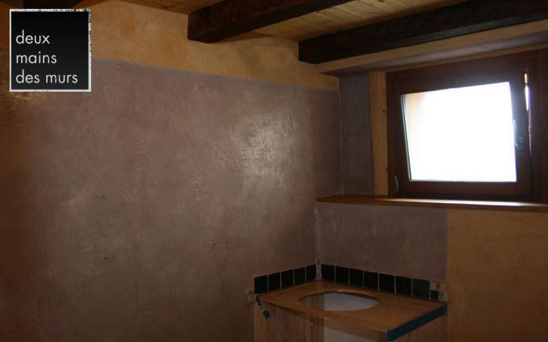 DEUX MAINS DES MURS Estuco a la cal Varios revestimientos de pared Paredes & Techos   