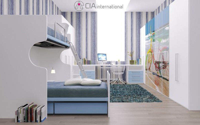 Cia International Litera infantil Dormitorio infantil El mundo del niño   |