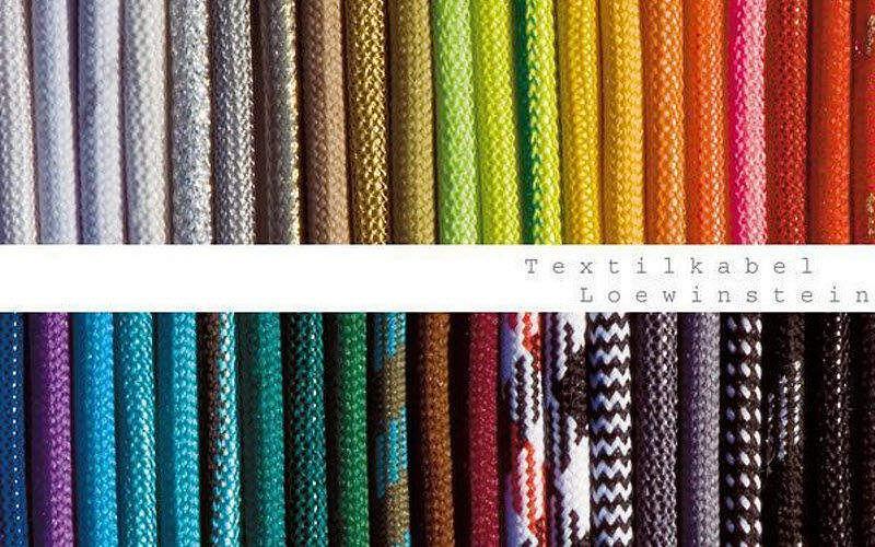 Textilkabel Cable eléctrico Electricidad Iluminación Interior  |