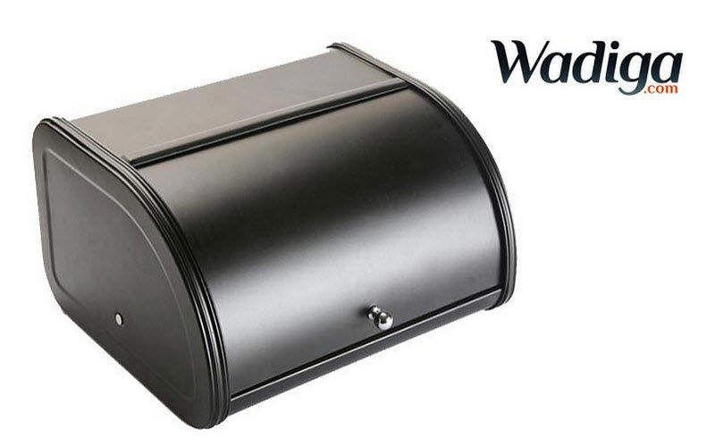 Wadiga Caja para el pan Recipientes y contenedores de conservas (tarros-botes-frascos) Cocina Accesorios   