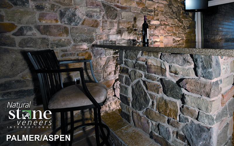 Natural Stone Veneers Paramento pared interior Paramentos Paredes & Techos  |