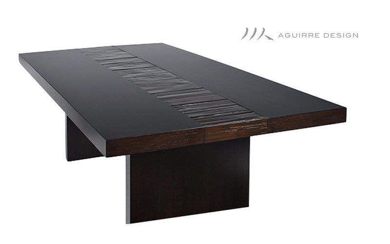 AGUIRRE DESIGN Mesa de comedor rectangular Mesas de comedor & cocina Mesas & diverso  |