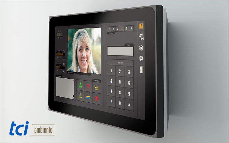 TCI Pantalla táctil de automatización Control remoto Automatización doméstica  |