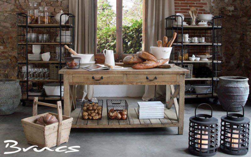 BRUCS Realización de arquitecto - Cocina Varios equipamiento cocina Equipo de la cocina Cocina | Rústico