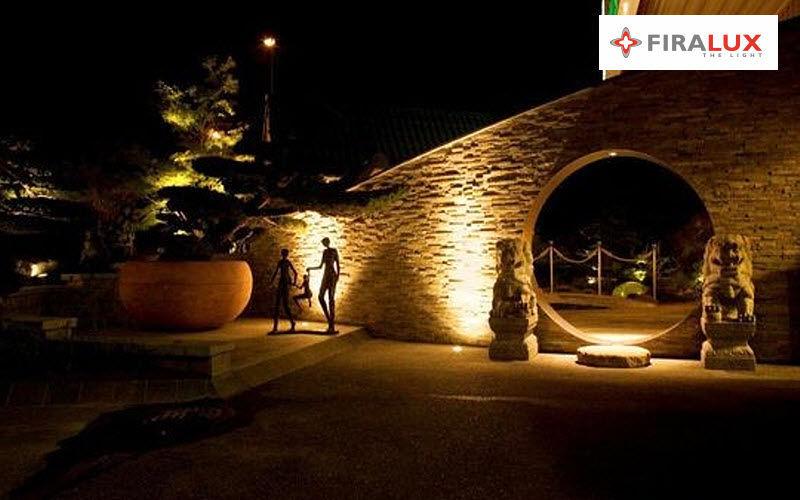 FIRALUX Luz para empotrar en el suelo Puntos de luz Iluminación Interior  |