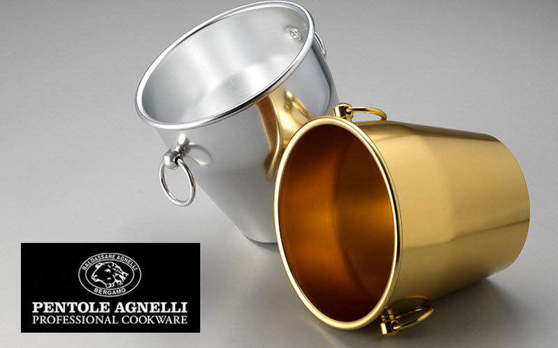 PENTOLE AGNELLI Professional Cookware Cubo de champagne Enfriadores de bebidas Mesa Accesorios  |