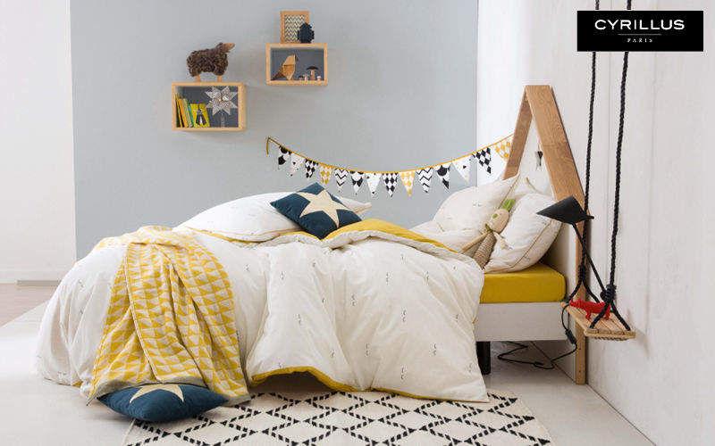 Cyrillus Funda nórdica para niño Ropa de cama para niño El mundo del niño  |