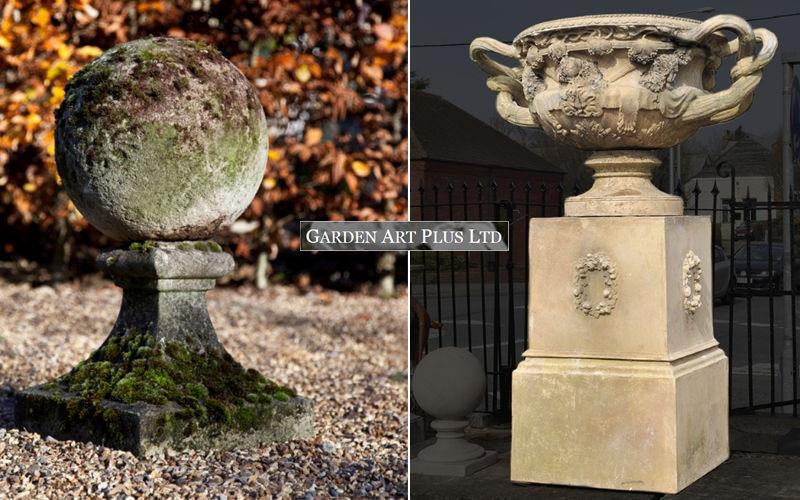 GARDEN ART PLUS Ornamento de jardín Ornamentos de exterior Jardín Diverso   