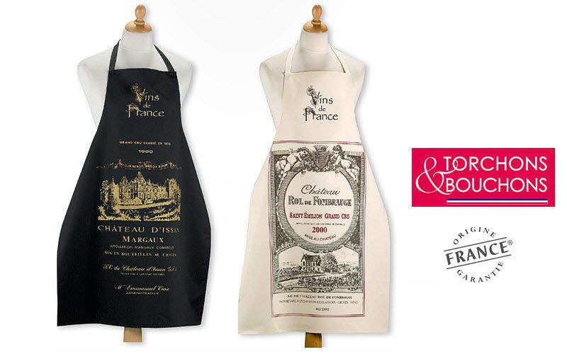 TORCHONS & BOUCHONS Delantal de cocina Textil Cocina Accesorios  |