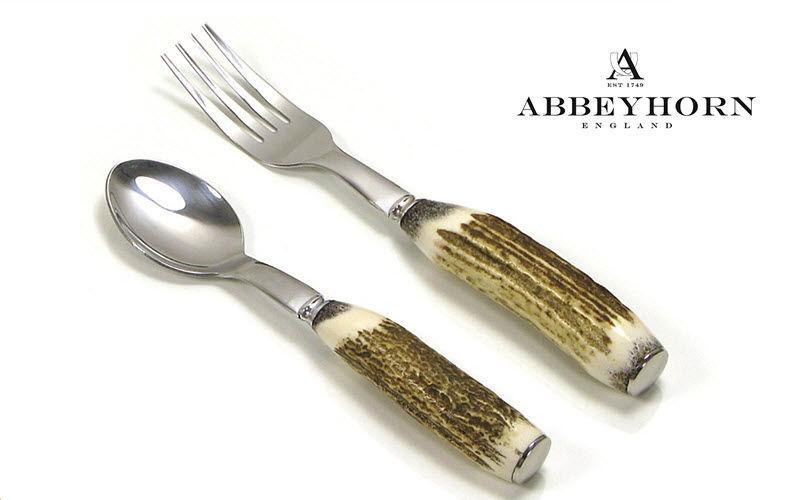 Abbeyhorn Cubiertos para niño Accesorios de mesa para niño El mundo del niño   |