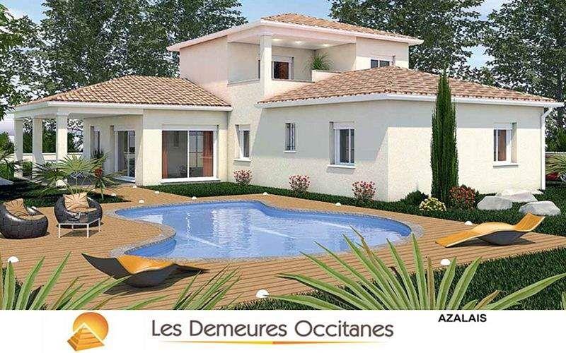 LES DEMEURES OCCITANES Casa individual Casas individuales Casas isoladas  |