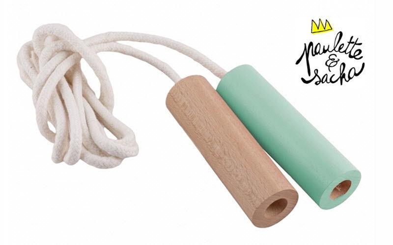 PAULETTE ET SACHA Cuerda para saltar Juegos deportivos Juegos y Juguetes  |