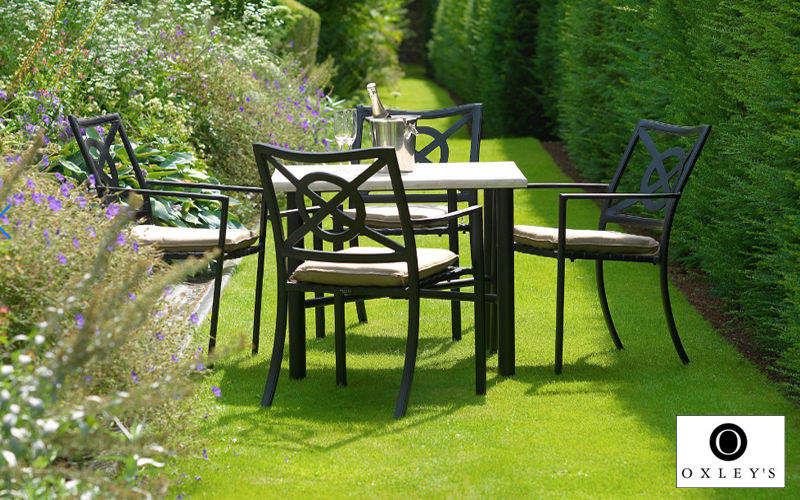 Oxley's Mesa de jardín Mesas de jardín Jardín Mobiliario  |