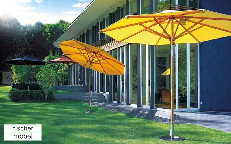 Fischer Mobel Sombrilla Sombrillas y estructuras tensadas Jardín Mobiliario  |