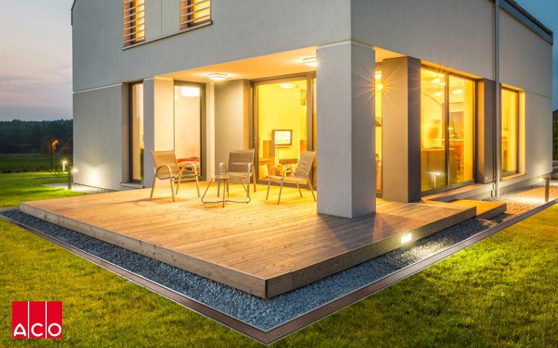 ACO France Cuadrícula para canaleta Varios Exterior Jardín Diverso  |