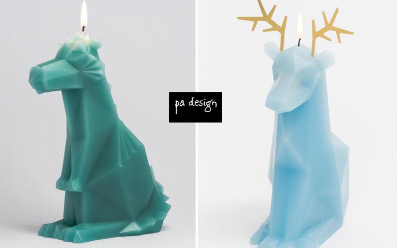 Pa Design Vela decorativa Velas & palmatorias Objetos decorativos  |