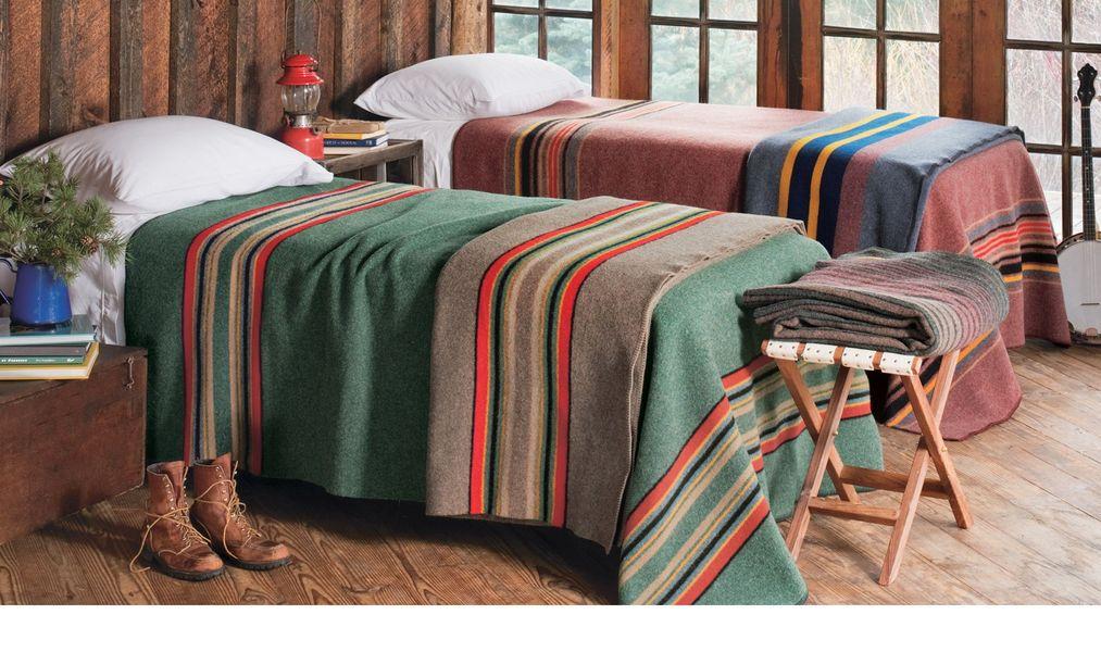 PENDLETON Manta Coberturas de cama Ropa de Casa  |