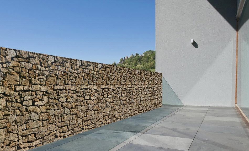 SCENOLIA Visillos a media altura Vallas, cercados & setos divisorios Jardín Cobertizos Verjas...  |