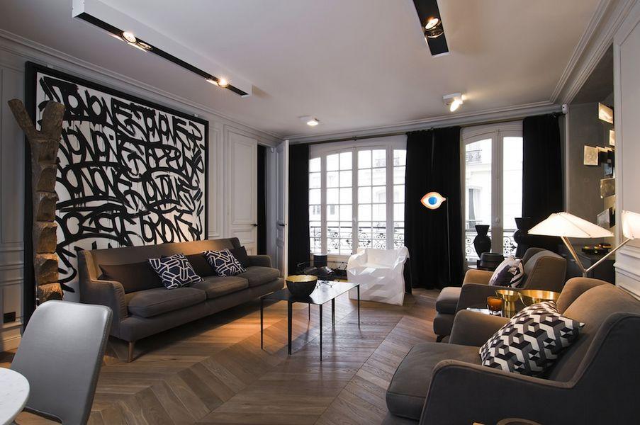 LOGARCHITECTURE Realización de arquitecto - Salones Varios sillas y sofás Asientos & Sofás  |