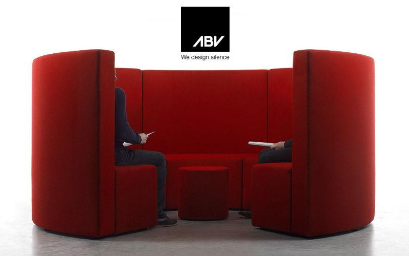 ABV Silla de espera Sillas de oficina Despacho  |