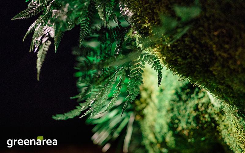 GREENAREA Muro vegetal Muros vegetales Paredes & Techos  |