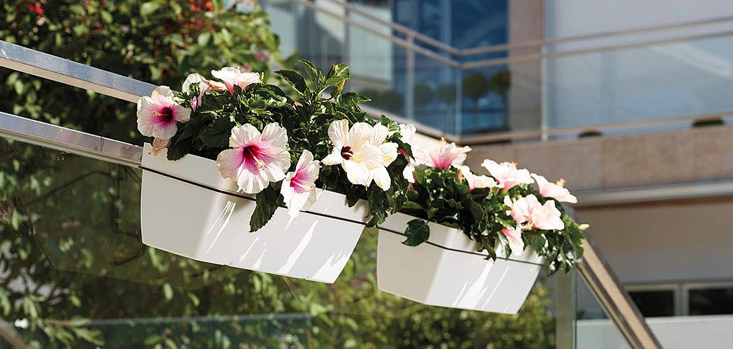 Artevasi Balconera Jardineras Jardín Jardineras Macetas  |