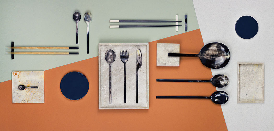 L'Indochineur Paris Hanoï Palillos Set de accesorios de mesa Mesa Accesorios  |