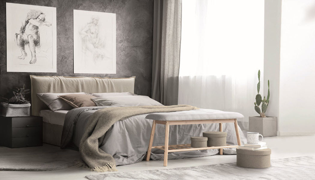 Milano Bedding Cama de matrimonio Camas de matrimonio Camas Dormitorio | Design Contemporáneo