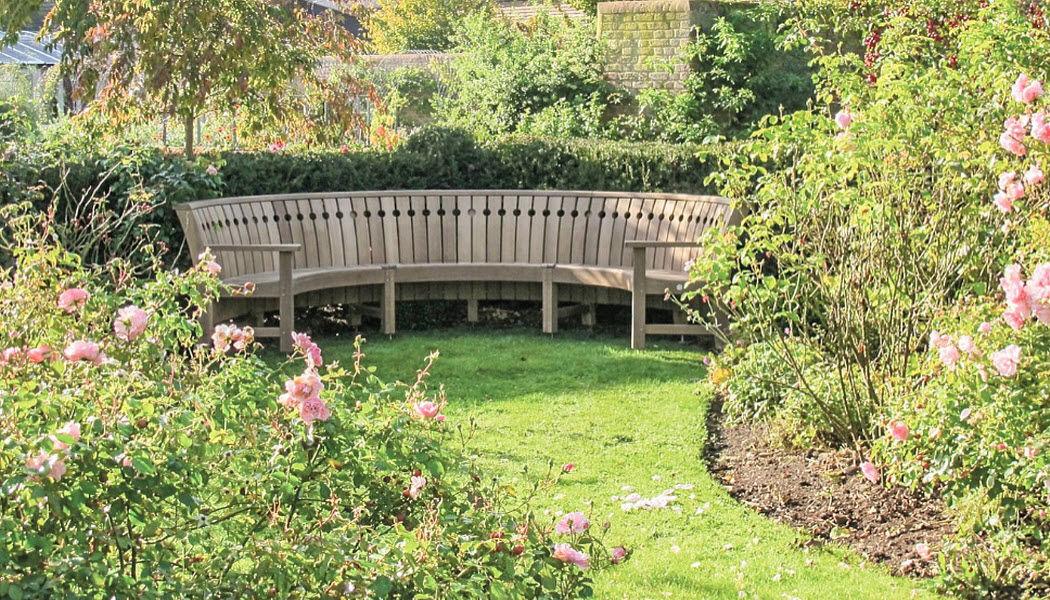Gaze Burvill Banco de jardín Bancos Jardín Mobiliario  |