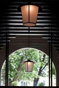 Kevin Reilly Lighting - Lámpara colgante de exterior