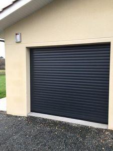 Id Park Puerta de garaje seccional