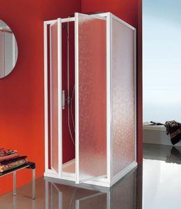 Puerta de ducha batiente