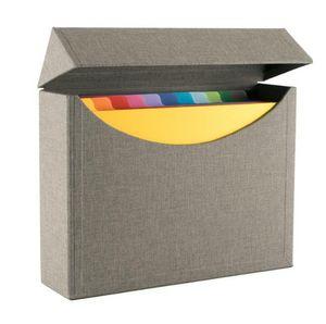 Caja archivador