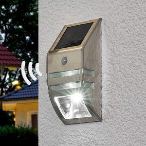 Brennenstuhl Aplique exterior con detector