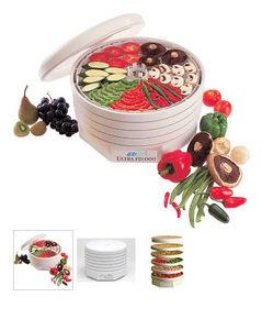 Deshidratador de fruta y verdura