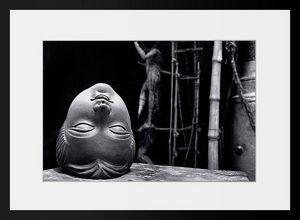 PHOTOBAY - clay idols n°5 - Fotografía