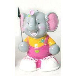 FAYE - tirelire et porte photo éléphant - Hucha