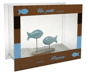 ZOLUX - aquarium déco un petit poisson 30x13x25cm - Acuario