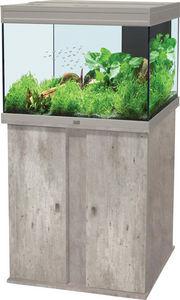 ZOLUX - ensemble aquarium aqua elegance 1 imitation béton  - Acuario