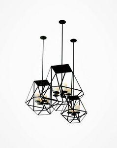 Kevin Reilly Lighting - gem - Lámpara Colgante