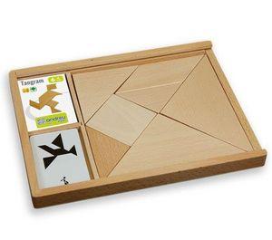 Andreu-Toys - tangram  - Juego De Sociedad