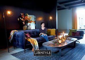 LIFE STYLE -  - Mesa De Centro Ovalada