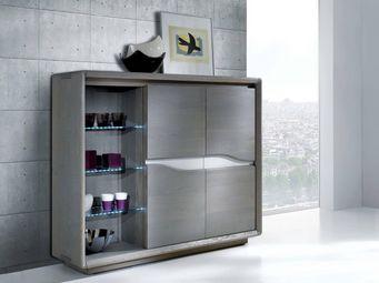 Ateliers De Langres - ceram - meuble d'appui - Aparador Alto
